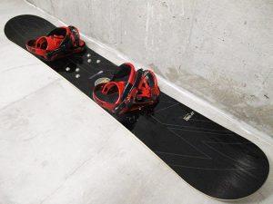 SMOOTH スノーボード 板 155cm ride ビンディング L