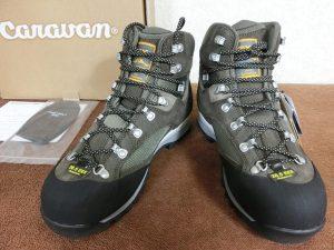 キャラバン グランドキング GK81M 登山靴 26.5cm