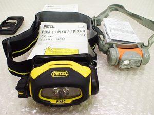 PETZL ペツル ピクサ2 / モンベル 1124431 コンパクトヘッドランプ